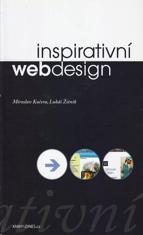Inspirativní Webdesign knihy.idnes.cz