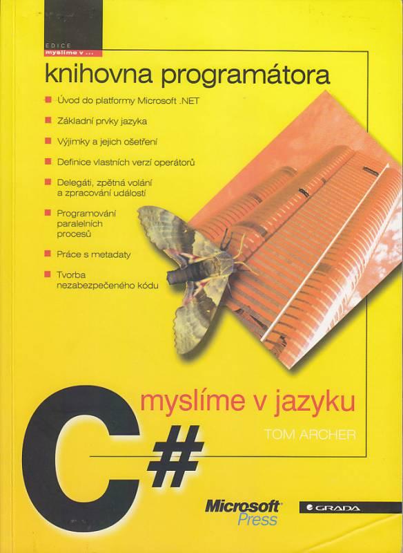Myslíme v jazyku C# Grada