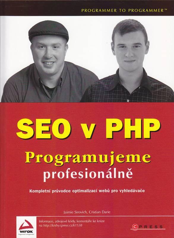 SEO v PHP - programujeme profesionálně Cpress