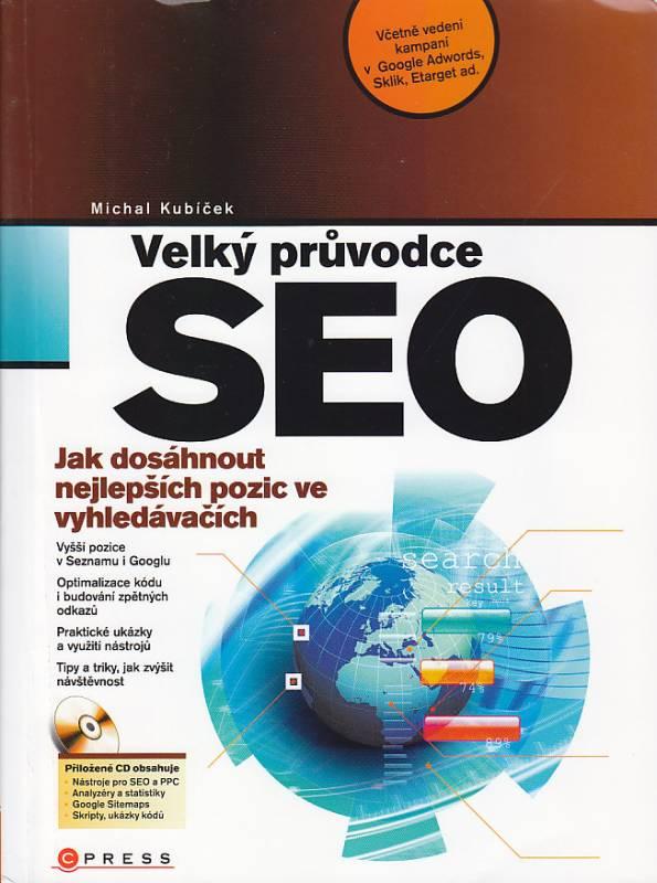 Velký průvodce SEO - jak dosáhnout nejlepších pozic ve vyhledávačích Cpress