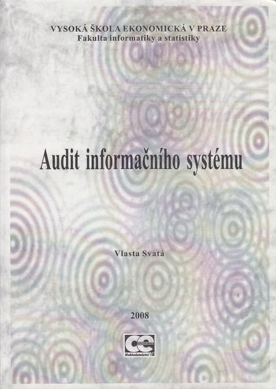 Audit informačního systému VŠE
