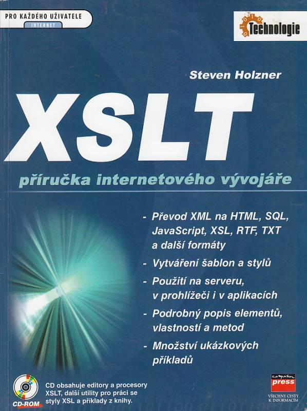 XSLT - příručka webového vývojáře Cpress